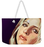 093. I'm A Slayer Ask Me How Weekender Tote Bag
