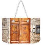 0958 Assisi Italy Weekender Tote Bag