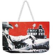 - Giant - Weekender Tote Bag by Luis Ludzska