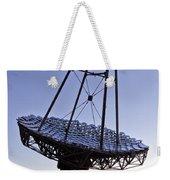12m Gamma-ray Reflector Telescope Weekender Tote Bag