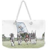 1812 Soldiers Weekender Tote Bag