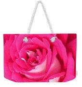 Bara Means Rose Weekender Tote Bag