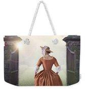 18th Century Georgian Woman  Weekender Tote Bag