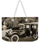 1924 Buick Duchess Antique Vintage Photograph Fine Art Prints 10 Weekender Tote Bag