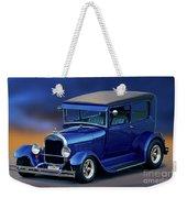 1928 Ford Tudor Sedan II Weekender Tote Bag