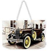 1931 Ford Phaeton Weekender Tote Bag