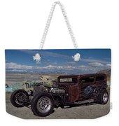 1932 Chevrolet Rat Rod Weekender Tote Bag