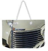 1940 Cadillac 60 Special Sedan Grille Weekender Tote Bag
