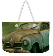 1950's Vintage Borgward Hansa Sports Coupe Car Weekender Tote Bag