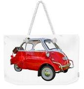 1957 Isetta 300 Weekender Tote Bag
