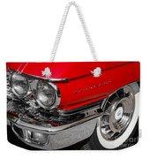 1960 Cadillac Weekender Tote Bag