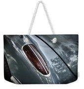 1960 Chevrolet Corvette Taillight Weekender Tote Bag