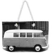 1960 Volkswagon Microbus Weekender Tote Bag