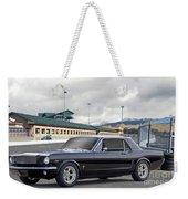 1966 Ford Mustang Coupe II Weekender Tote Bag