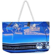 1967 Chevrolet Chevelle Super Sport  Weekender Tote Bag