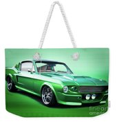1968 Ford Mustang Fastback I Weekender Tote Bag