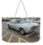 1968 Mercury Cougar Xr7 Weekender Tote Bag