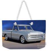 1969 Chevrolet C10 Pickup 'studio' 1 Weekender Tote Bag