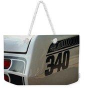 1971 Plymouth Duster 340 Weekender Tote Bag