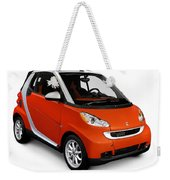 2008 Smart Fortwo City Car Weekender Tote Bag