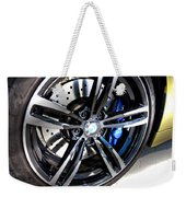2015 Bmw M4 Weekender Tote Bag by Aaron Berg