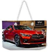 2015 Infiniti Q50 Weekender Tote Bag