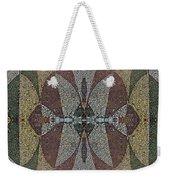 21970. Mosaic Rhythm Of Roman Baths. Weekender Tote Bag