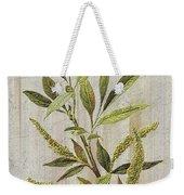 3d Wild Flower Painting Weekender Tote Bag