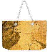 41147 Dante Gabriel Rossetti Weekender Tote Bag