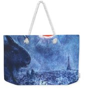 4dpictdswq Marc Chagall Weekender Tote Bag