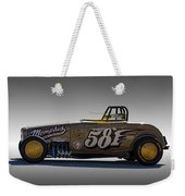 581 Bonneville Race Car Weekender Tote Bag