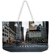 5th Avenue Weekender Tote Bag