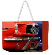 66 Mustang Fastback Weekender Tote Bag