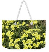 A Cluster Of Sunshine Weekender Tote Bag