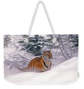 A Blur Of Tiger Weekender Tote Bag