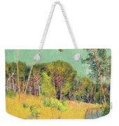 A Clearing In The Forest Weekender Tote Bag