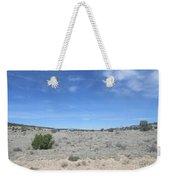 A Concho Landscape Weekender Tote Bag