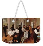 A Cotton Office In New Orleans Weekender Tote Bag