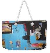 A False Painting Weekender Tote Bag