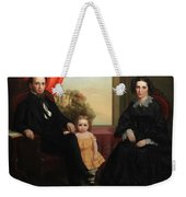 A Family Group Weekender Tote Bag