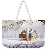 A Far Distant Feeling Weekender Tote Bag