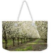 A Flowering Cherry Orchard Weekender Tote Bag