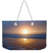 A Gift Every Morning Weekender Tote Bag