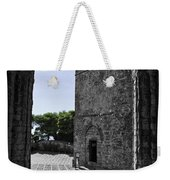 A Gothic View Weekender Tote Bag