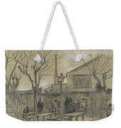 A Guinguette Paris, February - March 1887 Vincent Van Gogh 1853 - 1890 Weekender Tote Bag