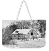 A Hard Life Winter 2 Weekender Tote Bag