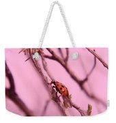 A Ladybug   Weekender Tote Bag
