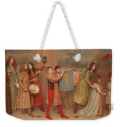 A Pageant Of Childhood Weekender Tote Bag