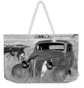 A Ride To The Past Weekender Tote Bag