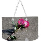 A Rose For Julie Weekender Tote Bag